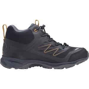 Viking Footwear Tind Mid GTX sko Barn Svart Svart