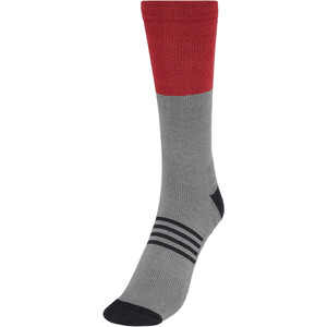 Northwave Extreme Pro High-Cut Socken Herren grau/rot grau/rot