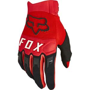 Fox Dirtpaw hansker Herre rød/Svart rød/Svart
