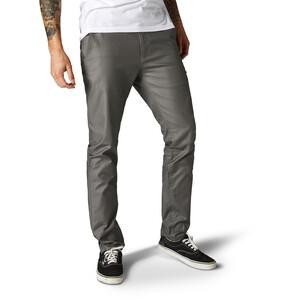Fox Essex Stretch Slim Pants Men, gris gris