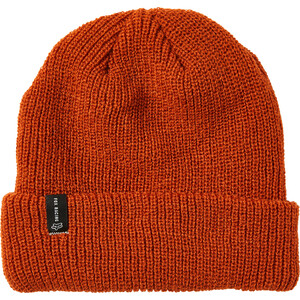 Fox Machinist Beanie Herren orange orange