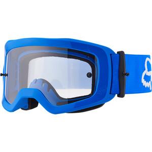 Fox Main Stray Goggles Youth blå blå