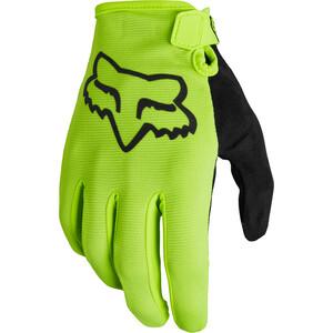 Fox Ranger Gloves Youth fluorescent yellow fluorescent yellow