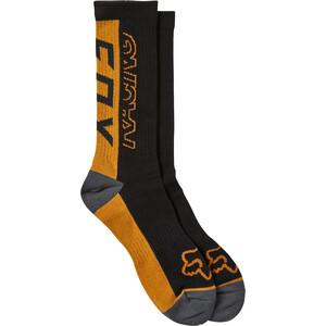 Fox Skew Crew Socken Herren schwarz schwarz