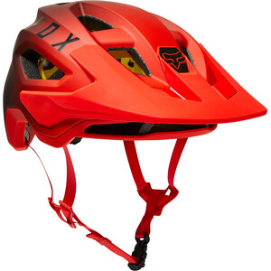 Fox Speedframe MIPS Helm Herren rot/schwarz rot/schwarz