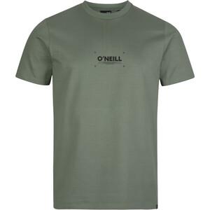 O'Neill Art Works SS Shirt Men, Oliva Oliva