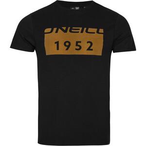 O'Neill Date Kurzarmshirt Herren schwarz schwarz