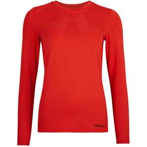 O'Neill Travel Laser Langarmshirt Damen rot rot