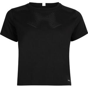 O'Neill Travel Laser Kurzarmshirt Damen schwarz schwarz