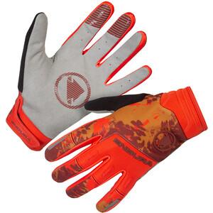 Endura Singletrack Handschuhe Herren orange orange