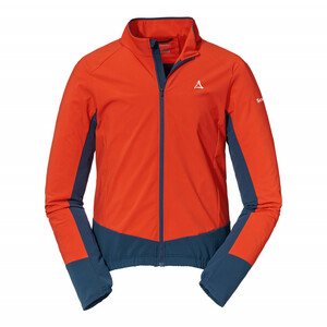 Schöffel Grimaldo Hybrid Jacket Men röd röd
