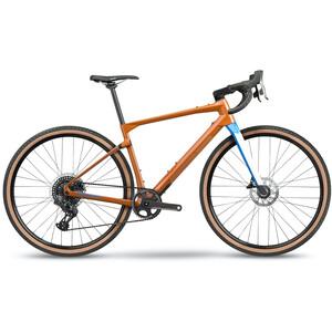 BMC URS 01 Three, oranssi oranssi