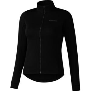 Shimano Element Jacke Damen schwarz schwarz