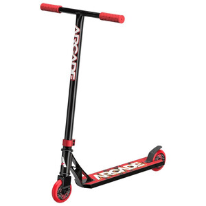 Arcade Rogue Pro Scooter Barn rød/Svart rød/Svart