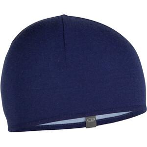 Icebreaker Pocket Mütze blau blau
