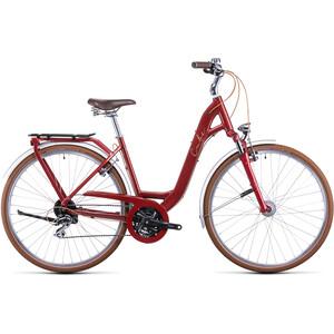 Cube Ella Ride Easy Entry röd röd