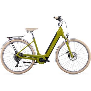 Cube Ella Ride Hybrid 500 Easy Entry grün grün