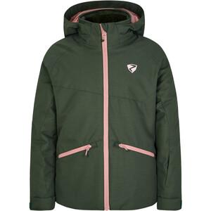 Ziener Antarktika Ski Jacket Kids pine green stru pine green stru