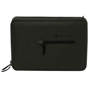 "Snow Peak Water Resistant Laptop Case 15,4"" svart svart"