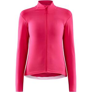 Craft ADV Bike Essence Langarm Trikot Damen pink pink