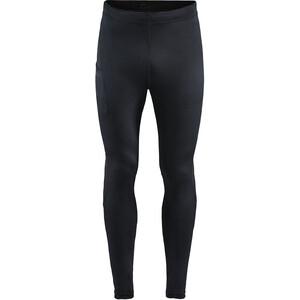 Craft ADV Essence Zip Tights Men, noir noir
