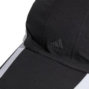 adidas Aeroready Retro Tech Reflective Running Cap Herren schwarz/weiß schwarz/weiß