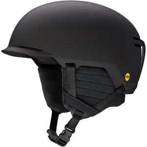 Smith Scout Mips Helm schwarz schwarz