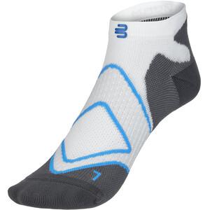 Bauerfeind Run Performance Low-Cut Socken Herren weiß/blau weiß/blau
