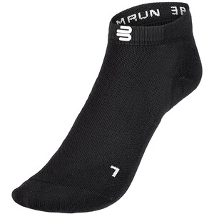Bauerfeind Run Ultralight Low Cut Socks Men svart svart