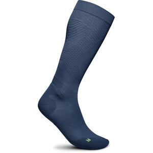 Bauerfeind Run Ultralight Compression Socks Men, bleu bleu