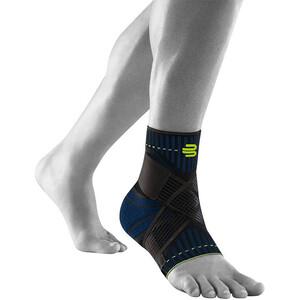 Bauerfeind Sports Ankle Supports left, noir/bleu noir/bleu