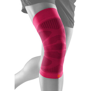 Bauerfeind Sports Compression Knee Supports, rosa rosa