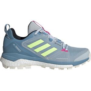 adidas TERREX Skychaser 2 GTX Hiking Shoes Women, keltainen/musta keltainen/musta