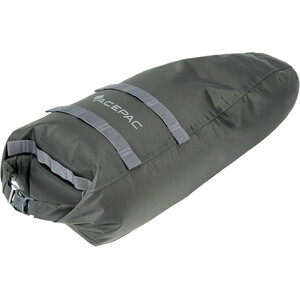 Acepac Saddle Dry Bag 8l grey grey