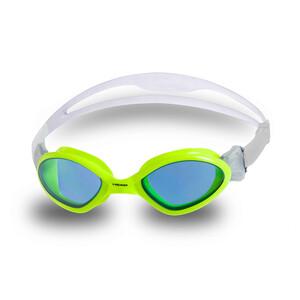 Head Tiger Mid Goggles, wit/groen wit/groen