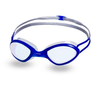 Head Tiger Race LiquidSkin Goggles blue/clear blue/clear