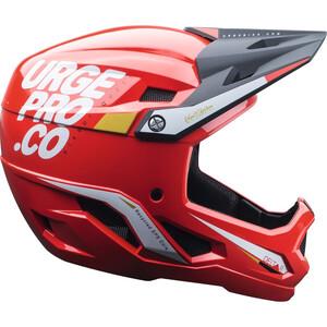 Urge Deltar Helmet rød rød