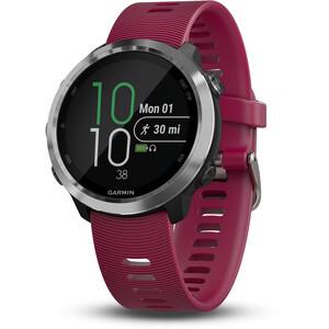 Garmin Forerunner 645 Music GPS Smartwatch, punainen punainen