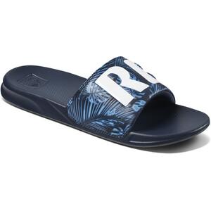 Reef One Slide Sandalen Herren blau blau