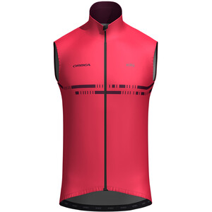 Orbea Advanced Thermal DWR Gilet Men coral coral