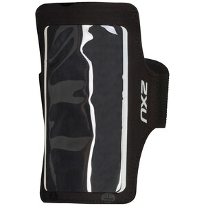 2XU Run Armband schwarz schwarz