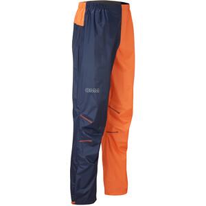 OMM Halo Pants Men, azul/naranja azul/naranja