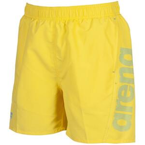 arena Fundamentals Arena Logo Boxershorts Herren gelb gelb