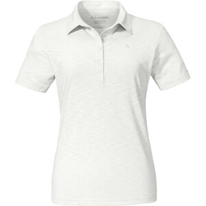 Schöffel Capri1 Poloshirt Damen weiß weiß