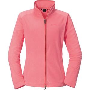 Schöffel Leona2 Fleece Jacket Women, rose rose