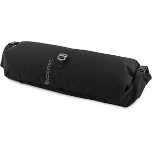 Acepac Bar Dry Bag 16l, noir noir
