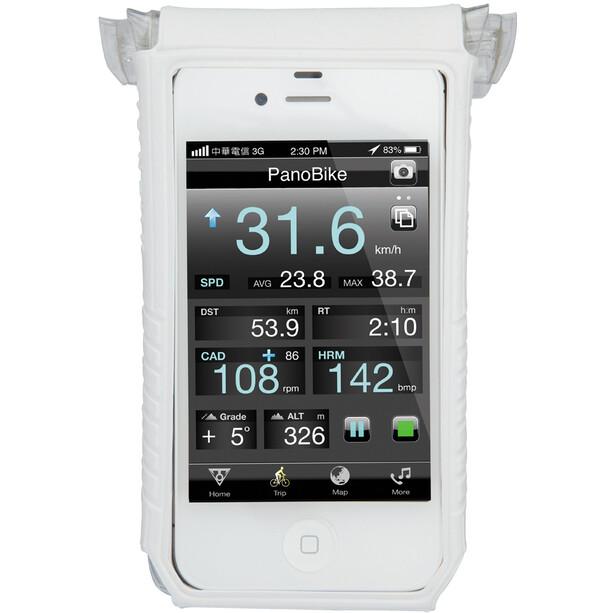 Topeak SmartPhone DryBag 4 white