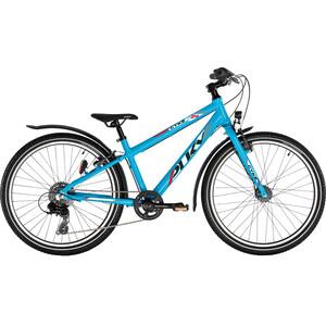"""Puky Cyke 24-8 Alu Light Active S-Ride 24"""" Lapset, sininen sininen"""
