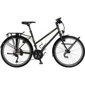 vsf fahrradmanufaktur TX-400 Trapeze XT 30-speed HS33, noir/olive noir/olive