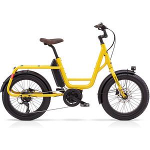 Benno Bikes RemiDemi 9D Performance, amarillo amarillo